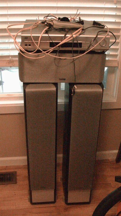 Lg Lsb316 Sound Bar Replaces All This