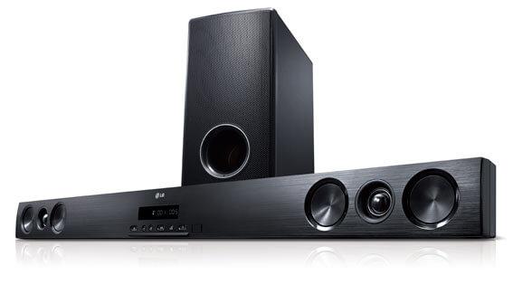 LG LSB316 280W Sound Bar Review Booya Gadget