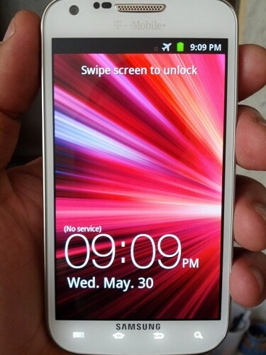 How To Screen Capture TMobile Galaxy S2