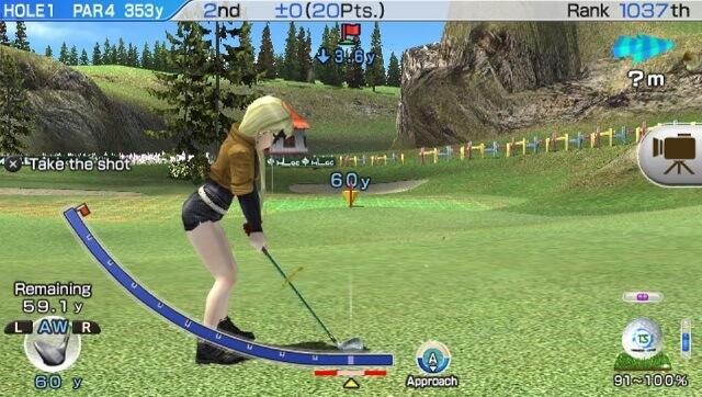 Best Vita Games Hot Shots Golf