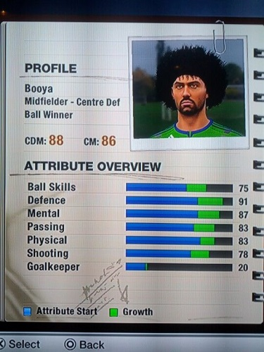 FIFA 12 Defensive Player Bible Part 1/5: Traits, Height, and Weight