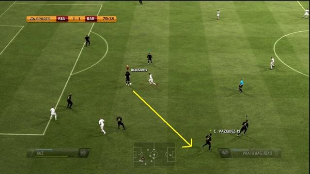 FIFA Bible Defensive Tips CB CDM Passing DO NOT TURN AROUND