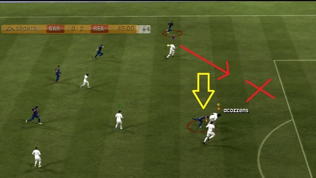 booya FIFA Bible Defensive Positioning COLLIDE with Players tips strategy