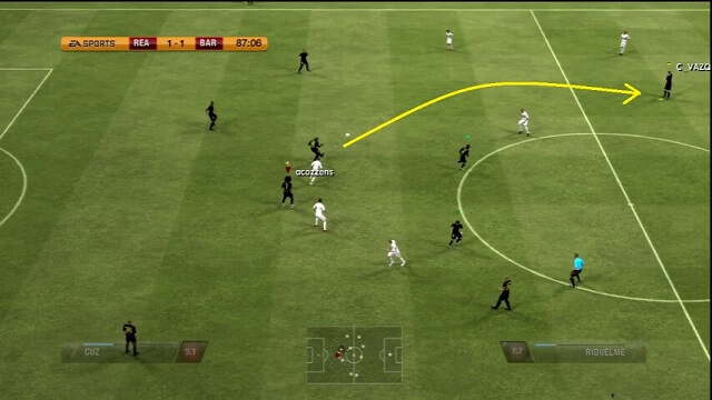 FIFA Defensive Bible Cross Pass Get Some Loft Fifa Defensive Passing
