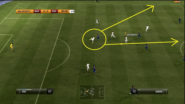 FIFA 12 Defensive Bible Passing Acrobatic Clearance in Action Defense