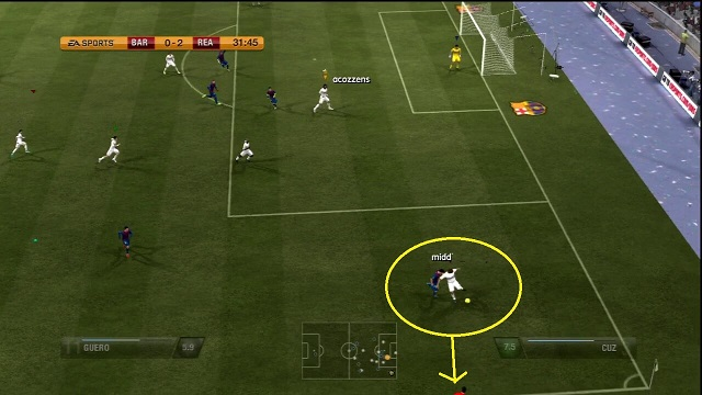 FIFA Defensive Tips Bible Passing CLEAR THIS BALL
