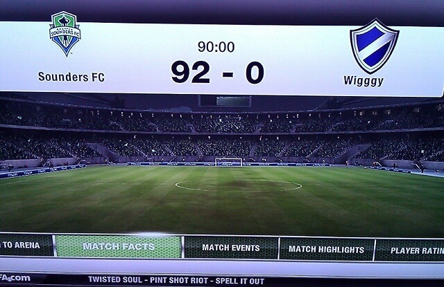 Fifa Defensive Player Build Your VP Rating vs Wigggy