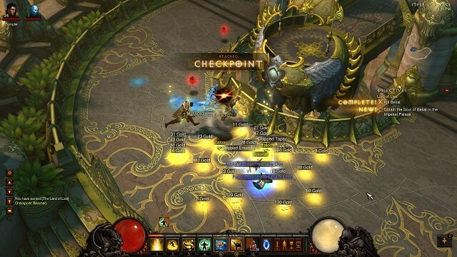 WINDOWS and MAC  how to screen cap Diablo 3 Screen Capture