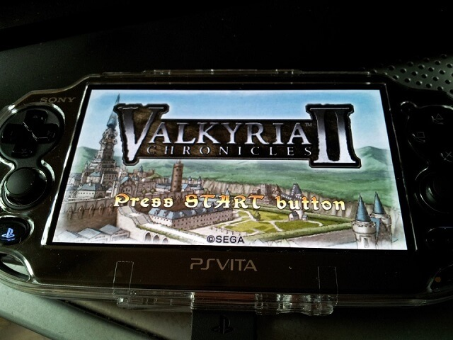 PS Vita Review. Valkyria Chronicles II