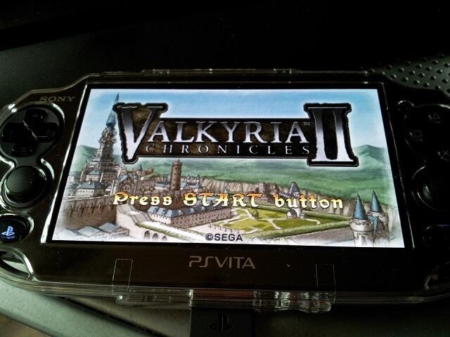 PS Vita Review. Valkyria Chronicles II