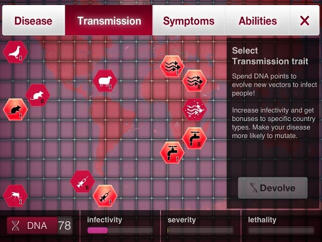 Plague Inc Fungus Transmissions iPad iPhone How To Spoiler Tips